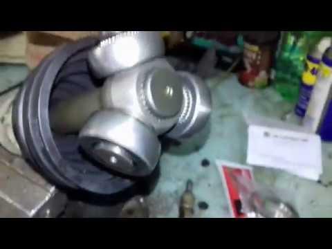 Mazda 6 Замена правого внутреннего ШРУса (гранаты). Mazda 6. #АлексейЗахаров. #Авторемонт