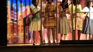 Hairspray Musical 2011 - The Big Doll House Scene
