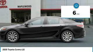2020 Toyota Camry LE Maplewood, St Paul, Minneapolis, Brooklyn Park, MN L10680