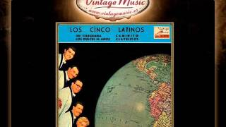 Los Cinco Latinos - Un Telegrama (VintageMusic.es)