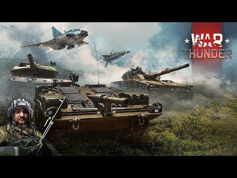 [18+] Шон отжигает в War Thunder (PC, 2012/2016)