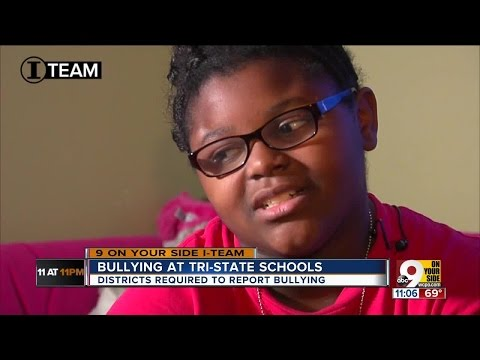 Are local schools following Ohio bullying laws?