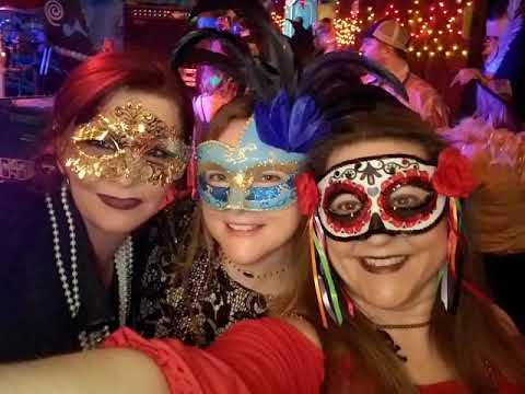 Castle Mcculloch Halloween 2018 Pictures.Mardi Gras At Castle Mcculloch 2 24 2018