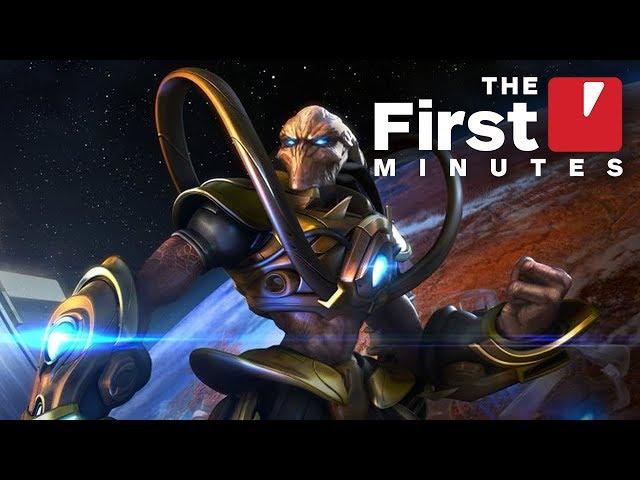 StarCraft Remastered HD (видео)