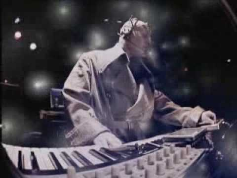 Thomas Dolby I live in a Suitcase