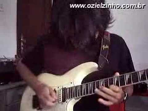 Ozielzinho - Mr. Crowley Cover