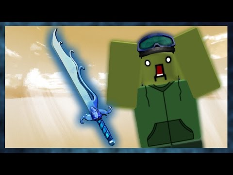 GODLY KNIFE - 10000 ROBUX Spent in Murder Mystery 2  ROBLOX