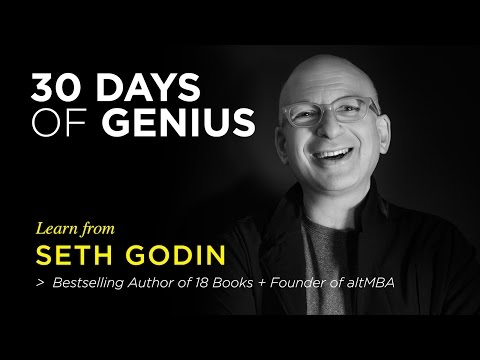 Seth Godin on CreativeLive   Chase Jarvis LIVE   ChaseJarvis