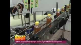 Сергей Мамаев готовит ягодные сиропы. Утро с Губернией. GuberniaTV