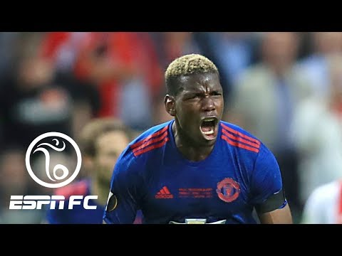 Manchester United Shuts Out Ajax For Europa League Title | ESPN FC