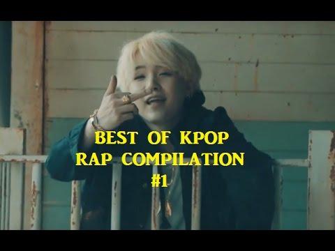 BEST OF KPOP : RAP COMPILATION #1