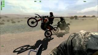 ArmA 2 - Dirt Bikes