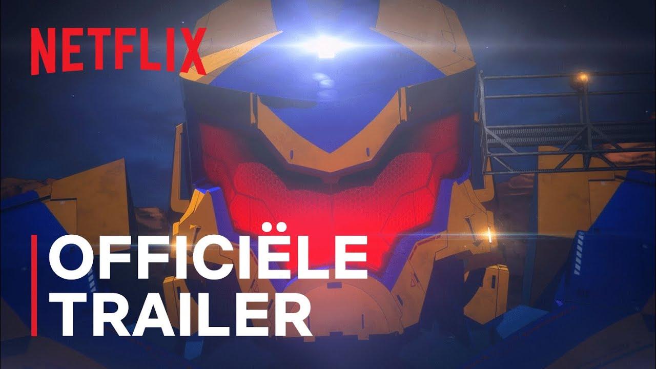 Pacific Rim: The Black | Officiële trailer 1 | Netflix