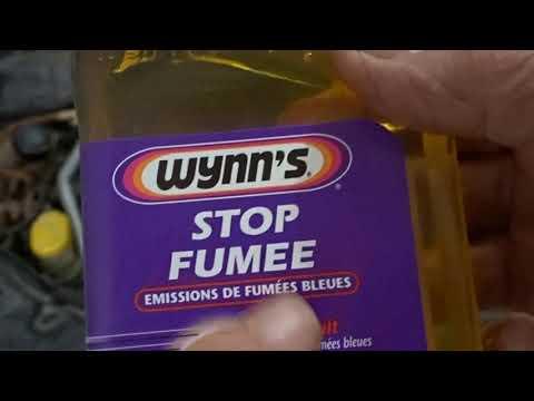 يوقف الدخان ويخفض من استهلاك الزيت و الوقود ويحسن من اداء وصوت المحرك - Stop Fumée