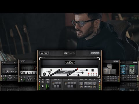Producer Will Putney says that his new signature plugin bundle gives you hardware-quality guitar amp tones in your DAW | MusicRadar