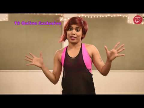 Zumba in five easy steps, with Sucheta Pal
