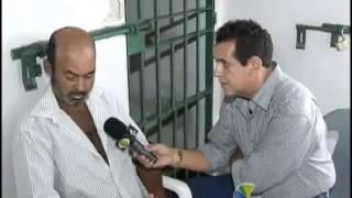 O Acusado de Matar a Pequena Gabrielly  em Uruana Fala do Crime.wmv