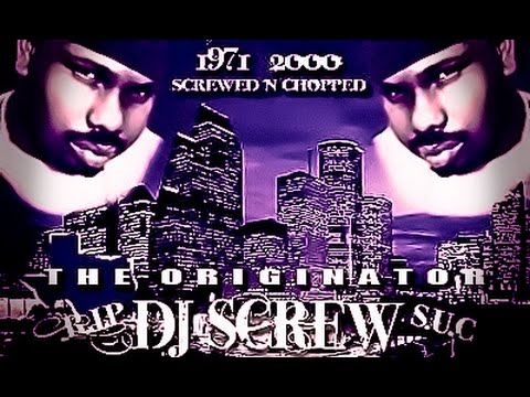 DJ Screw - Keep Watching Me (Z-Ro, Trae & Dougie D Of Guerilla Maab)