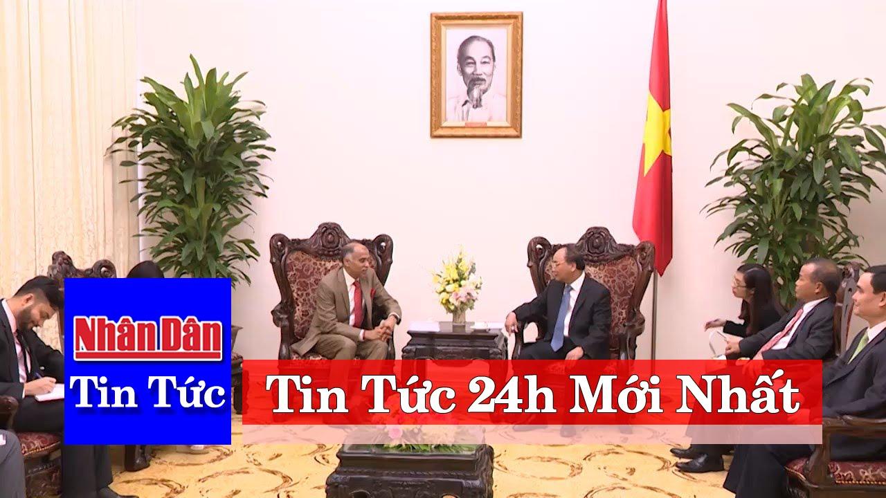 Thủ tướng Chính phủ Nguyễn Xuân Phúc tiếp Đại sứ Ấn Độ | Tin trong nước