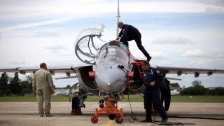 УБС Як-130 / Yak-130 «Mitten» Le Bourget | 2013