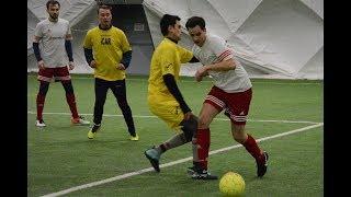 22.01.2018 II Liga A - morele.net vs. iCar II