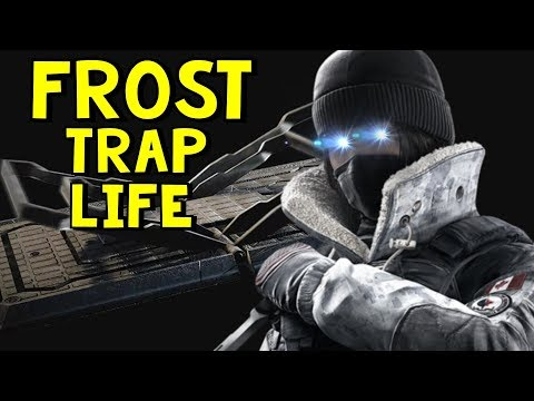 Frost Trap Life | Rainbow Six Siege