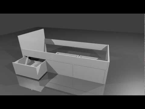 Bed maken mdf wil jij zelf een bed maken van mdf youtube for Bed van steigerhout maken