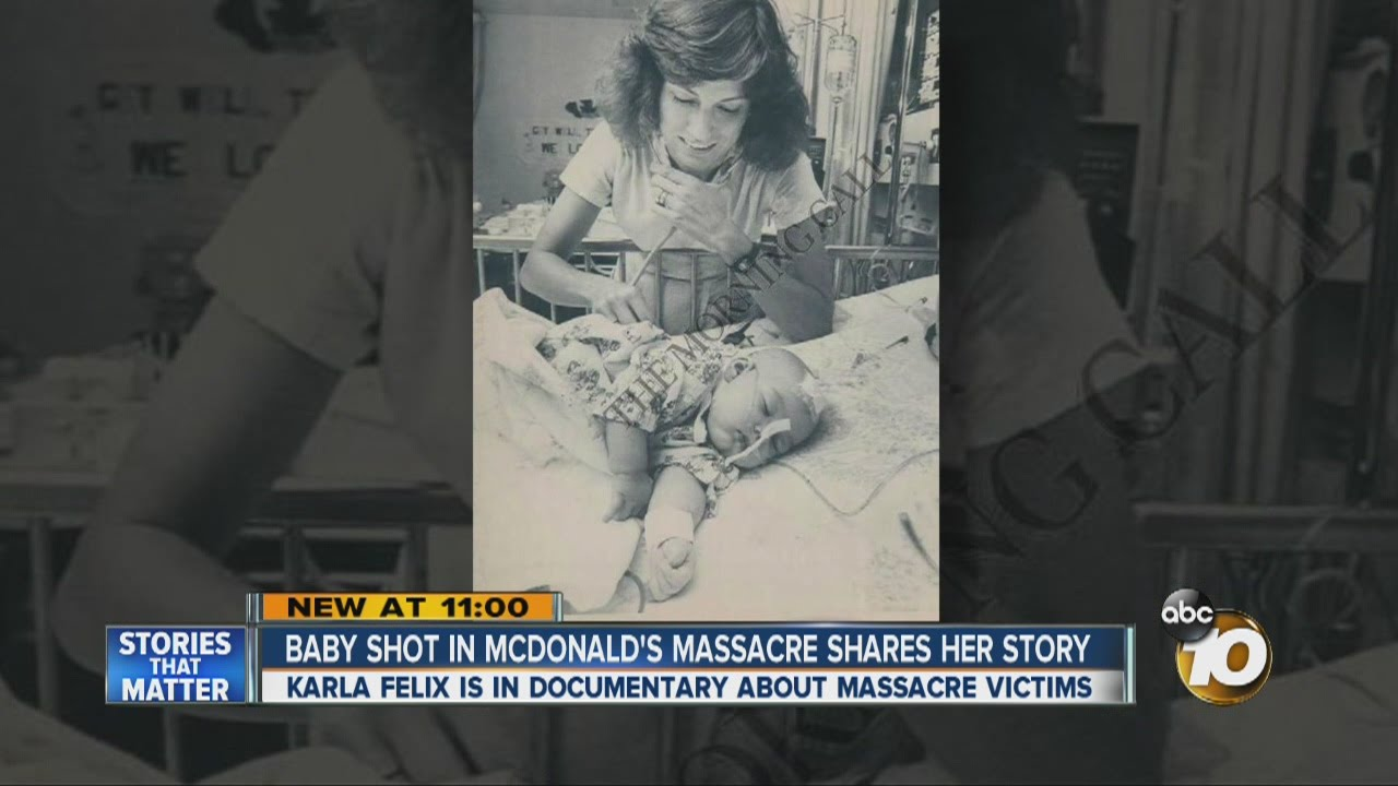 Shot in the head: 32 years later, McDonald's Massacre ...