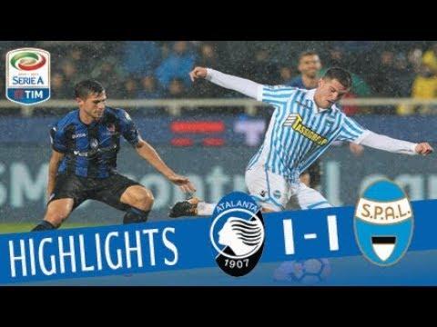 Atalanta - Spal 1 - 1 - Highlights - Giornata 12 - Serie A TIM 2017/18
