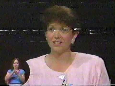 """Dialog"" Hawaii Talk Show 1988"