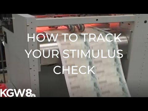 Haven't received your second stimulus check? How to track your ...