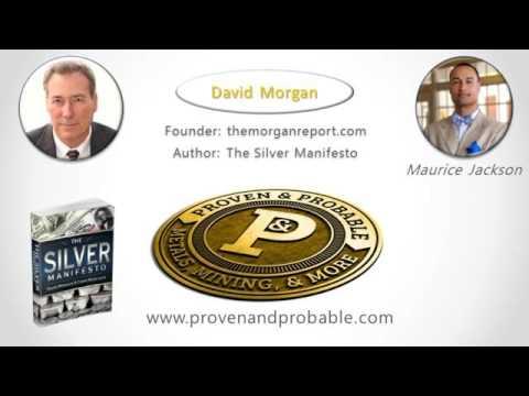 David Morgan – Buy Precious Metals Now! ! !