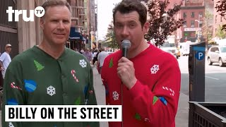 Video Billy on the Street - Christmas with Will Ferrell download MP3, 3GP, MP4, WEBM, AVI, FLV Desember 2017