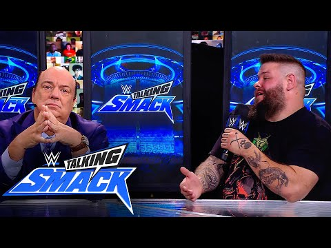 Kevin Owens warns Paul Heyman not to forget about him: WWE Talking Smack, May 8, 2021
