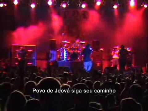 P O D  Set your eyes to zion Legendado BR