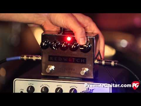Review Demo - Red Witch Factotum Bass Suboctave Drive