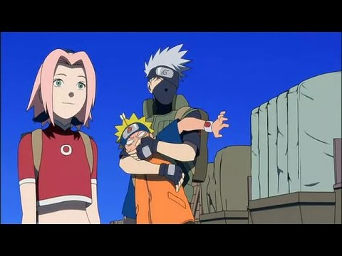 Naruto Movie Mishaps. Guardians of The Crescent Moon Kingdom Parody - YouTube