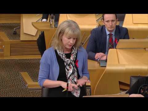 Portfolio Questions - Scottish Parliament: 30th November 2016