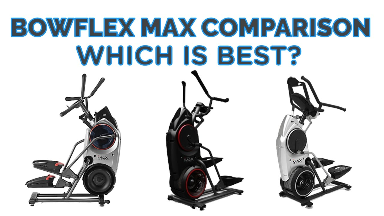Bowflex Max Trainer parison Which Model is Best For
