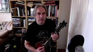 The Providence (reel) on mandolin