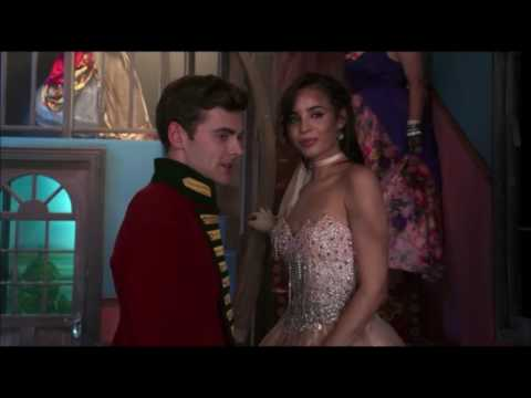 A Cinderella Story: If the Shoe Fits  Reed says he loves Tessa, Tessa turns to be Bella HD