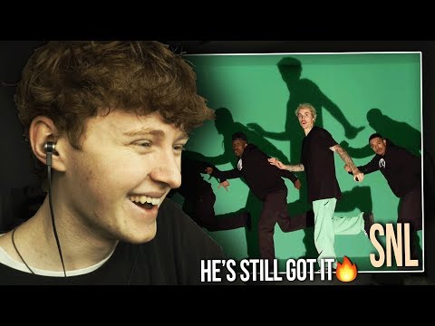 HE'S STILL GOT IT! (Justin Bieber - Yummy (Live at SNL) | Reaction/Review)