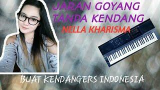 Jaran Goyang Tanpa Kendang buat Kendangers indonesia | sampling keyboard casio mzx