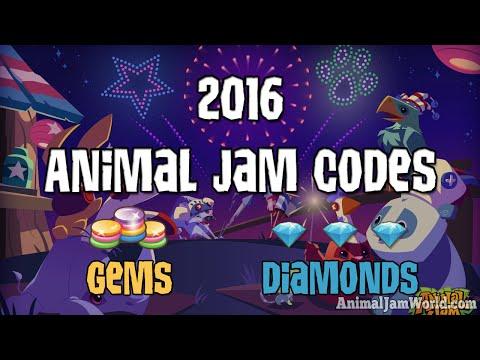 Animal Jam Codes 2016 Gems Diamonds - New Working Cheats
