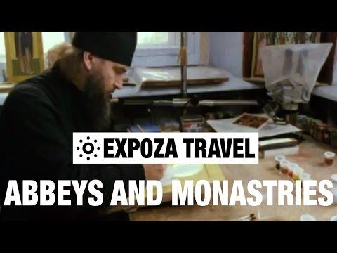 Orthodox: Monastery Holy Trinity St.Sergius Lavra, Zagorsk (Russia) • Abbeys and Monasteries
