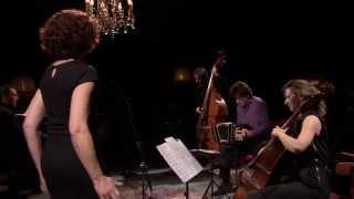 Astor Piazzolla - Balada para mi muerte (live) Ophélie Gaillard feat. Sandra Rumolino