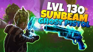 LVL 130 GHOST PISTOL! IS IT GOOD? | Fortnite Save The World