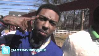 Travis Porter Behind The Scenes Of College Girl Music Video