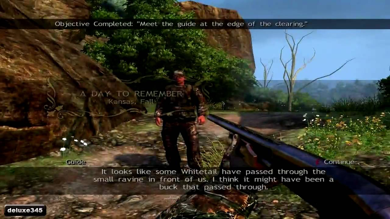 Cabela S Outdoor Adventures 2010 Gameplay Pc Hd Youtube