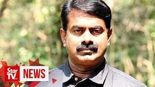 Tamil Nadu politician on Bukit Aman's radar over alleged links to LTTE